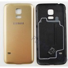 Samsung Battery Cover G800F Galaxy S5 Mini, Gold, GH98-31984D