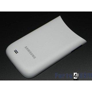 Samsung Galaxy W I8150 Battery Cover White GH72-65132B