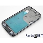 Samsung I8160 Galaxy Ace 2 Front Cover Black GH98-23134A