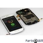 Samsung Galaxy S3 Mini i8190 Lcd Display + Touchscreen + Frame La Fleur GH97-14457A5/5