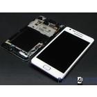 Samsung Galaxy S II Plus I9105 Lcd + Touchscreen + Frame Wit GH97-14301B 4/4