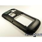 Samsung Google Nexus S I9023 Back Cover Black GH98-19165A