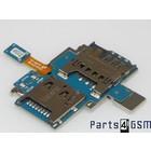 Samsung i9070 Galaxy S Advance Simkaart-en geheugenkaartlezer connector GH96-05567A4/6 [EOL]