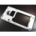 Samsung Galaxy S II i9100 Back Cover White GH98-19594B