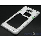 Samsung Galaxy S II Plus I9105 Middle Cover Wit GH98-25681B4/4