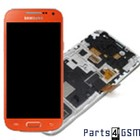 Samsung Lcd Display Module i9195 Galaxy S4 Mini, Oranje, GH97-14766H [EOL]