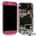 Samsung Lcd Display Module i9195 Galaxy S4 Mini, Roze, GH97-14766G