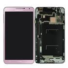 Samsung LCD Display Module Galaxy Note III / Note 3 N9005, Pink, GH97-15209C;GH97-15107C