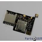 HTC Desire Simkaart, MicroSD Flex Connector
