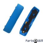 HTC Windows Phone 8S Bodem Cover Blauw 74H02345-03M