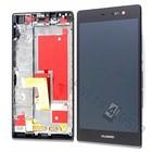 Huawei LCD Display Module Ascend P7, Black, 02359388