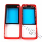 Nokia Front cover incl. Display Window 301, Red, 02506G5