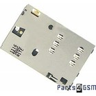 Nokia Asha 308 SIM Card Connector 54699S3