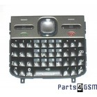 Nokia E5-00 KeyBoard Qwerty English Black 9790Z06