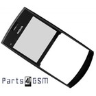Nokia X2-01 Front Cover Deep Grey 0258006