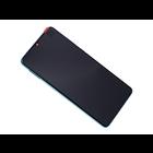 Huawei P30 Dual Sim (ELE-L29) Display, Aurora Blue/Blau, Incl. Battery, 02352NLN