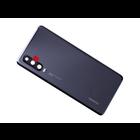 Huawei P30 Dual Sim (ELE-L29) Accudeksel, Zwart, 02352NMM