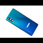 Huawei P30 (ELE-L29) Accudeksel, Aurora Blue/Blauw, 02352NMN
