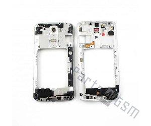 LG G2 Mini D620 Middle Cover, White, ACQ87454301 - DutchSpares