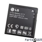 LG Akku, LGIP-590F, 1350mAh, SBPL0102102