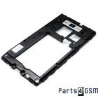 LG Optimus L7 II P710 Middle Cover Wit ACQ86392401 [EOL]