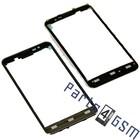 LG Front Cover Frame P875-Optimus-F5, Zwart, ACQ8635401 [EOL]
