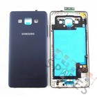 Samsung Back Cover A500F Galaxy A5, Black, GH96-08241B