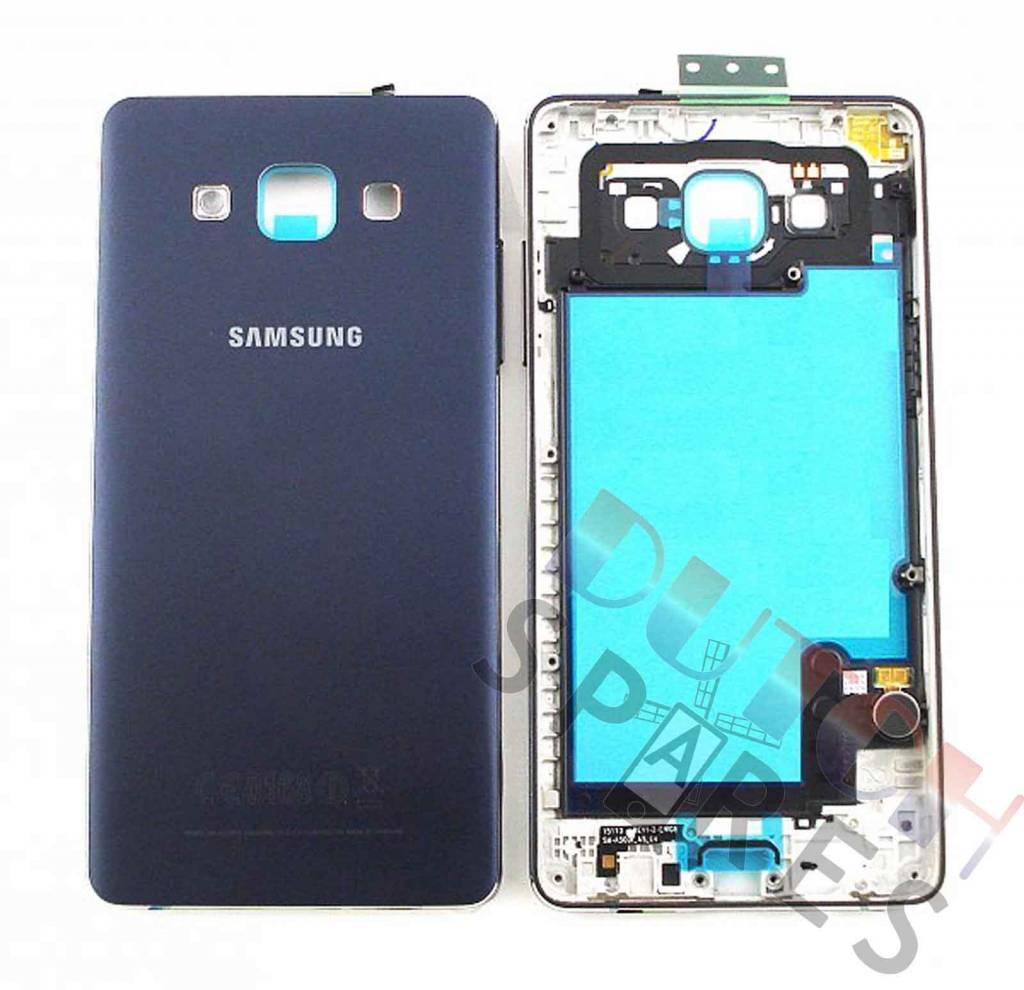 Samsung A500F Galaxy A5 Back Cover, Black, GH96-08241B - DutchSpares