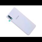 Samsung A505F/DS Galaxy A50 Battery Cover, White, GH82-19229B