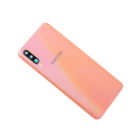 Samsung A505F/DS Galaxy A50 Accudeksel, Coral/Oranje, GH82-19229D