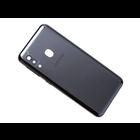 Samsung A202F/DS Galaxy A20e Battery Cover, Black, GH82-20125A