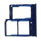 Samsung A202F/DS Galaxy A20e Sim + Memory Card Tray Holder, Blue, GH98-44377C