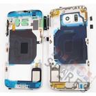 Samsung Mittel Gehäuse G920F Galaxy S6, Weiß, GH96-08583B