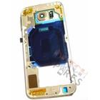 Samsung Mittel Gehäuse G920F Galaxy S6, Gold, GH96-08583C