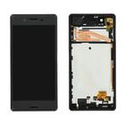 Sony LCD Display Modul Xperia X F5121, Graphite Black, 1302-4791