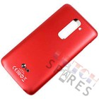 LG Back Cover G2 D802, Red, ACQ86825314