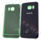 Samsung Battery Cover G925F Galaxy S6 Edge, Black, GH82-09602A