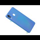 Samsung A405F/DS Galaxy A40 Akkudeckel , Blau, GH82-19406C