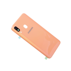 Samsung A405F/DS Galaxy A40 Battery Cover, Coral/Orange, GH82-19406D