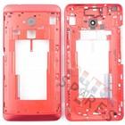 HTC Mittel Gehäuse One Max T6, Rote