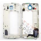 Samsung Mittel Gehäuse G850F Galaxy Alpha, Silver, GH96-07649A