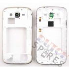 Samsung Middle Cover I9060 Galaxy Grand Neo, White, GH98-30372A [EOL]