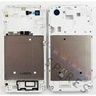 Sony Middle Cover Xperia E3, White, A/402-59080-0001