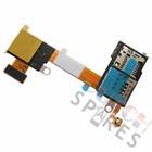 Sony Simkarten Leser Xperia M2 D2303, D2305, D2306, 78P7170002N