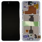 Samsung A908B/DS Galaxy A90 5G Display, Wit, GH82-21092B