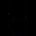Samsung USB naar USB-C Kabel, Zwart, EP-DG930IBEGWW