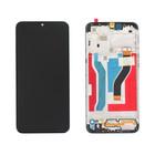 Samsung A107F/DS Galaxy A10s Display, Zwart, GH81-17482A