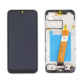 Samsung A015F/DS Galaxy A01 Display, Zwart, GH81-18209A