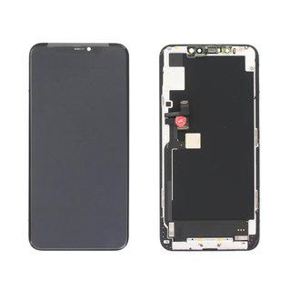 Display, OEM Pulled, Schwarz, Kompatibel Mit Dem Apple iPhone 11 Pro Max