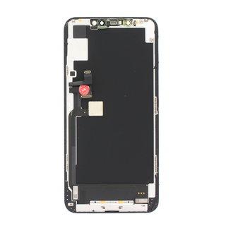 Display, OEM Pulled, Zwart, Geschikt Voor Apple iPhone 11 Pro Max